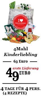 4Mahl zum Willkommenspreis 49 Euro (Regulär 63 Euro)
